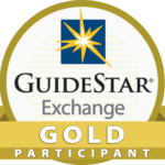 GuideStar Gold Participant label