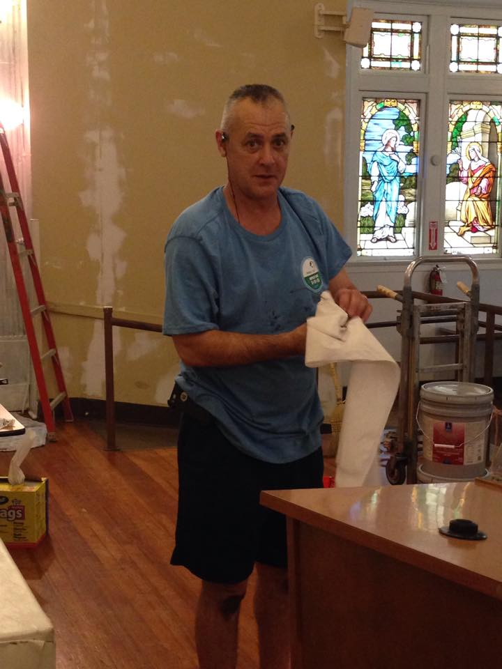 Open Hand Kitchen Gets a Fresh Coat of Paint