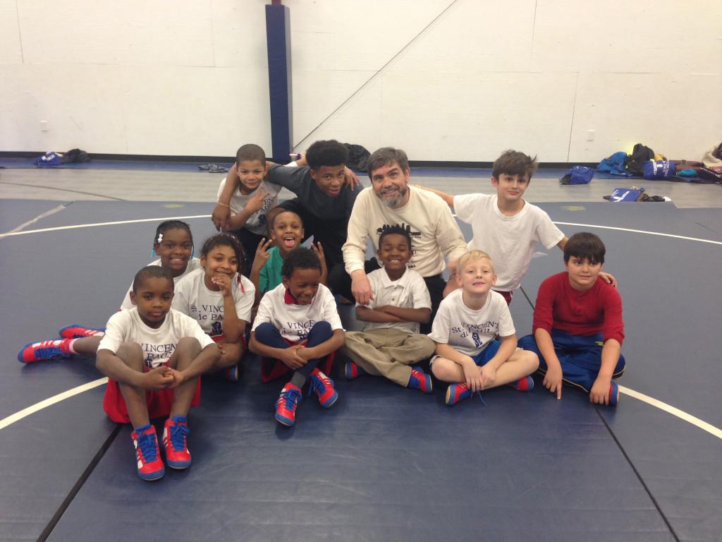 St. X's Kresse Leads Wrestlers