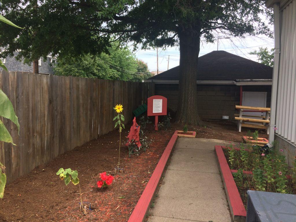 Meditation Garden Inspires