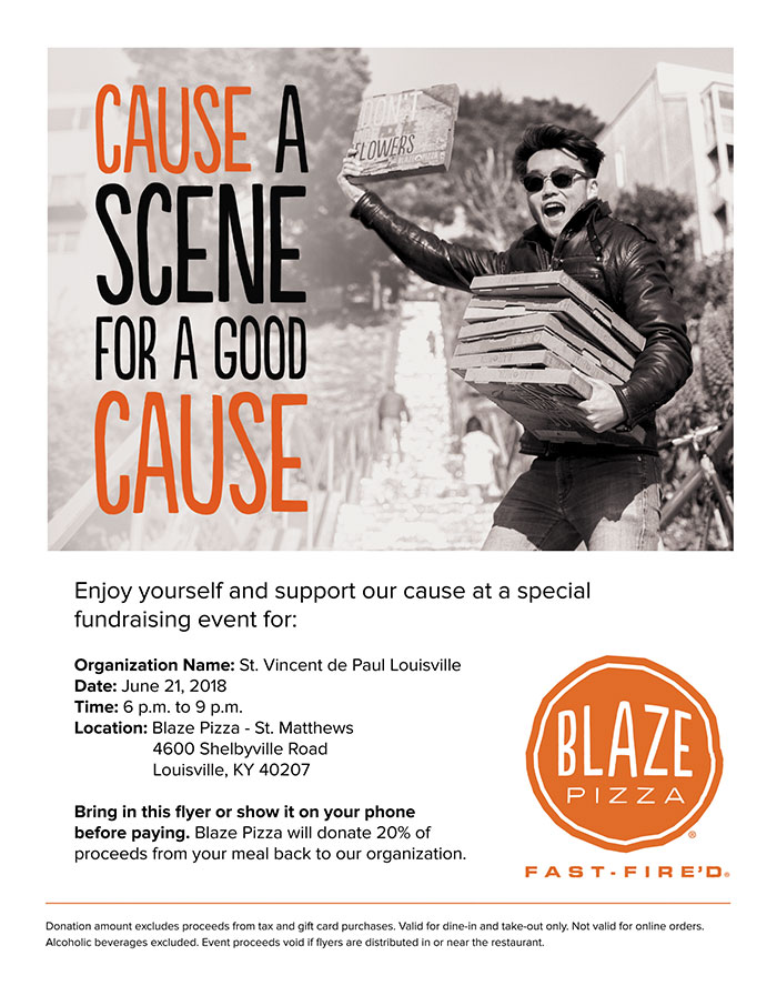 Pizza Night at Blaze