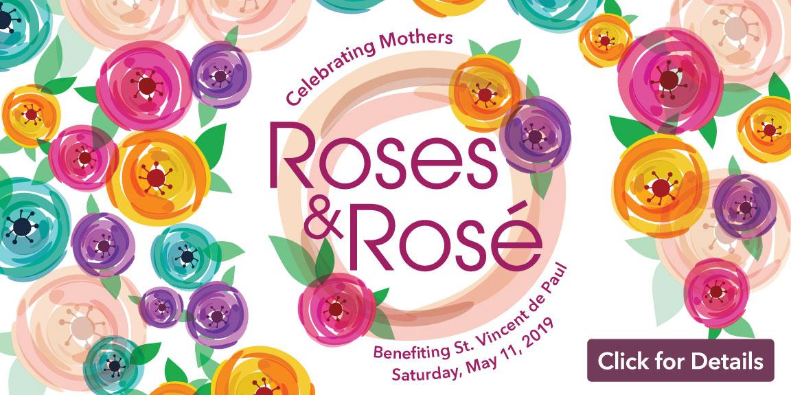 Roses & Rosé: Celebrating Mothers